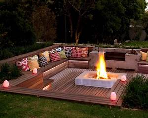 Creative, Fire, Pit, Designs, And, Diy, Options