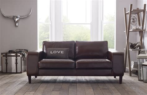 Contemporary Leather Sofas by Wellington Contemporary Leather Sofa Leather Sofas