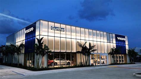 dealership  pompano beach fl gunther