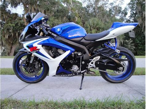 2006 Suzuki Gsxr 600 For Sale by 2006 Suzuki Gsx R 600 For Sale On 2040motos