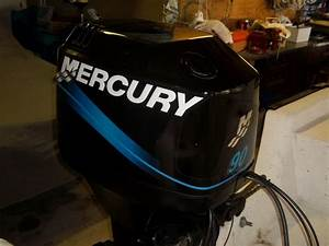 Mercury Outboard Motor 150 Hp Horse Power Decal Kit - Blue Saltwater Efi Boating  U2022  80 00