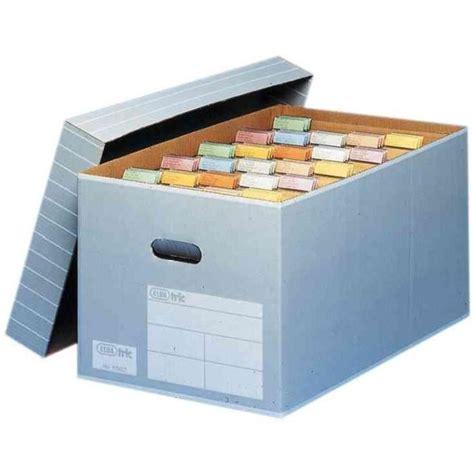 fournitures de bureau discount elba lot de 5 boîtes d 39 archive pour 25 dossier suspendu