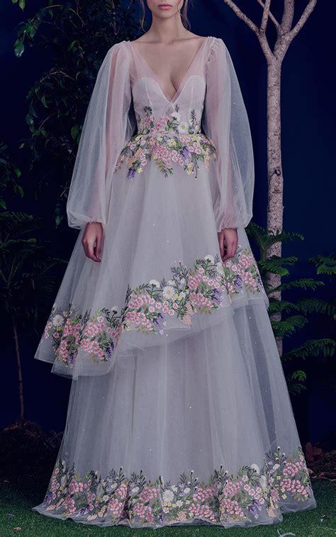 goddess enchanted gown  hamda al fahim moda operandi