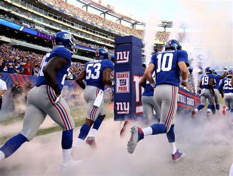 york giants preseason schedule unveiled