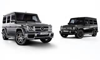 2016 Mercedes SUV Models