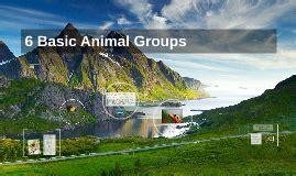 6 Basic Animal Groups by Edoardo Domínguez on Prezi