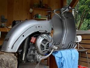 Nettoyage Scooter : restauration d une vespa acma gl de 1957 le remontage vespa scooter club de strasbourg ~ Gottalentnigeria.com Avis de Voitures
