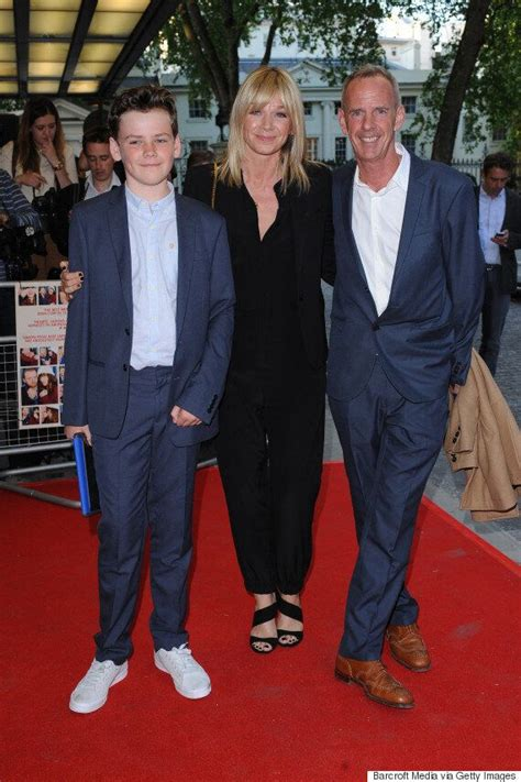 Zoe Ball Praises 'Patient' Husband Norman Cook After ...
