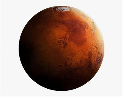 Mars Background Planet Transparent Invisible Kindpng