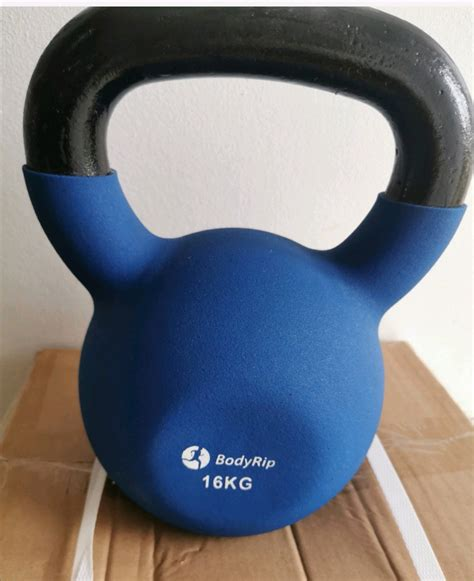 We have the largest choice of kettlebells in the uk to suit all tastes, budgets, strength levels and training methods. 16kg Kettlebell | in Greenford, London | Gumtree