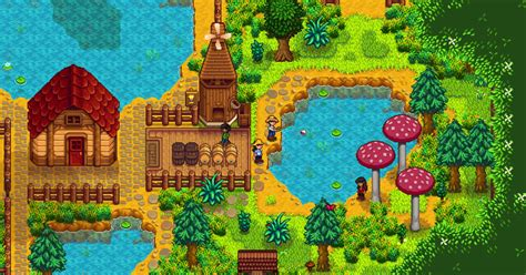 stardew valley multiplayer launches  pc  august polygon