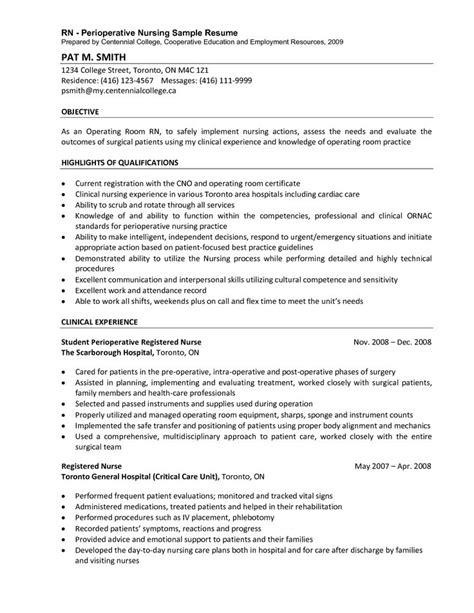operating resume resume ideas