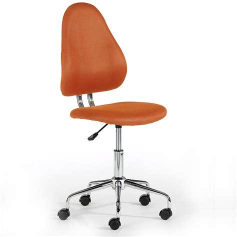 fauteuil de bureau enfant fauteuil chaise de bureau enfant hauteur r 233 glable tissu 5