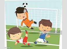 Score A Goal Cartoon | auto-kfz info