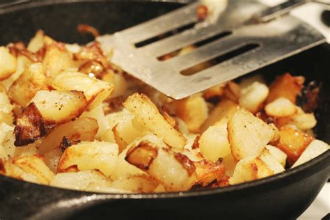 how to make fried potatoes potato egg and cheese scramble coupon clipping cook