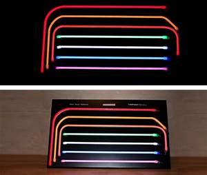 LED Neon flex Promotional Display