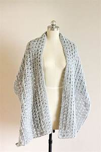 Free Crochet Pattern For This Beautiful Shawl Scarf