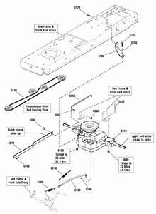 Snapper Lt125 Belt Routing Diagram