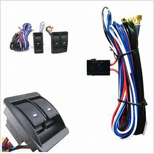 12v 12 Volt Car Electric Power Window Master Control