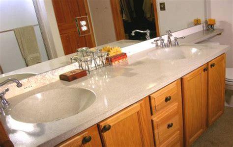 bathroom countertops ideas bathroom counter ideas white marble countertops