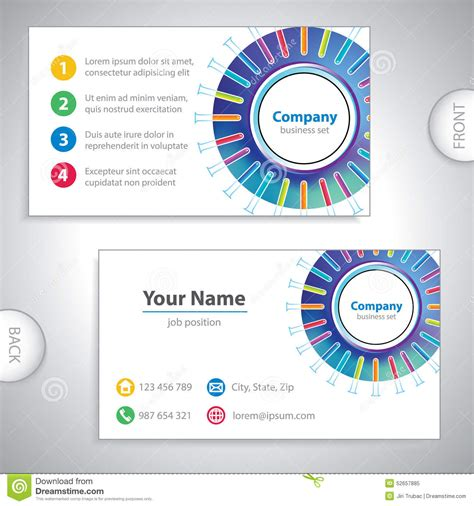 business card science  research laboratory