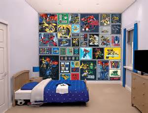 Transformers Mural Wall