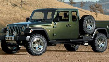 jeep wrangler truck coming  late   rpm standard