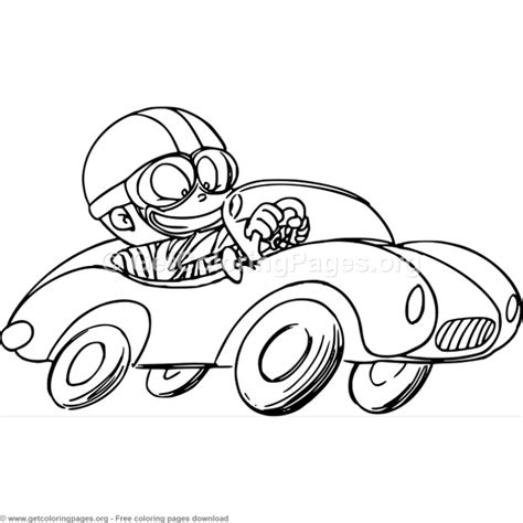race car coloring pages getcoloringpagesorg