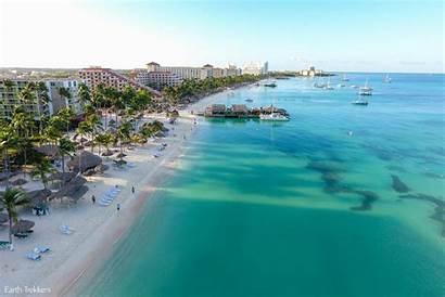 Aruba Palm Attractions Tourist Arashi Paquetes Vacacionales