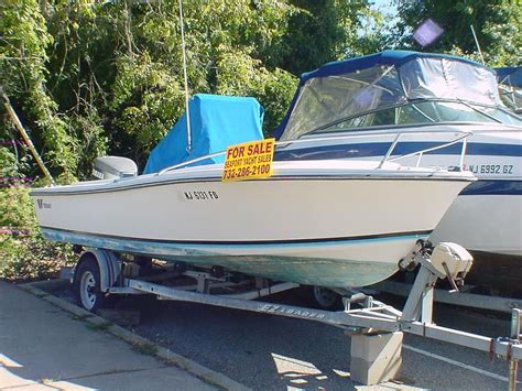 Wellcraft Boats For Sell by 1985 Wellcraft 180 Fisherman Power Boat For Sale Www