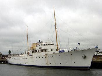 classic superyacht shemara   rebuilt  charles
