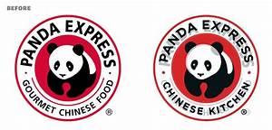 Nuevo logo del restaurant de comida china Panda Express