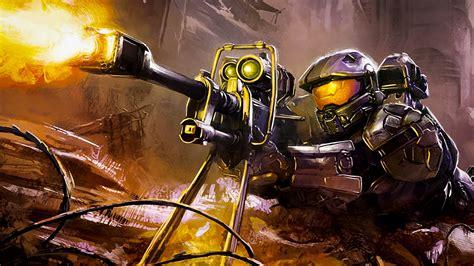 Game Halo 5 Wallpaper Hd Pixelstalknet