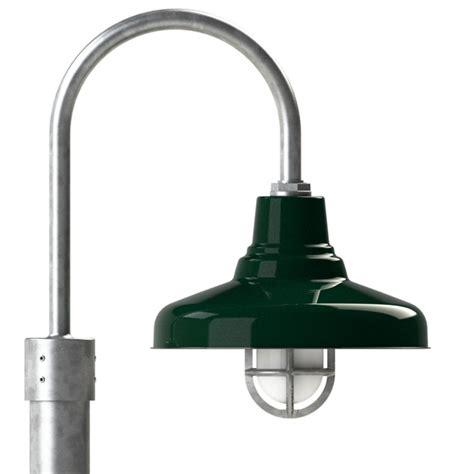 union single post mount light barn light electric