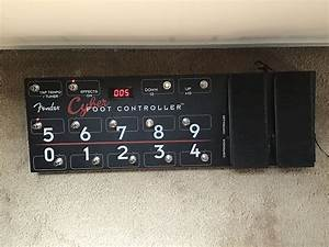 Fender Cyber Twin Foot Controller Manual Nova Scotia