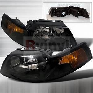 Ford Mustang Custom Headlights | Aftermarket Headlights