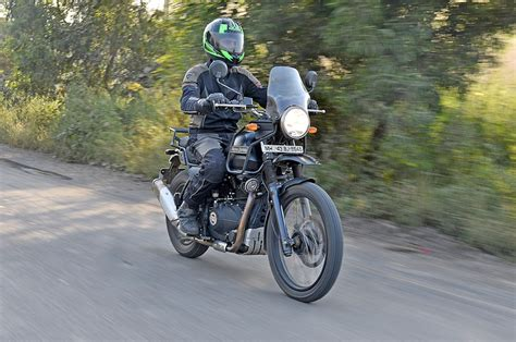 2017 Royal Enfield Himalayan Fi Review, Test Ride, Pricing