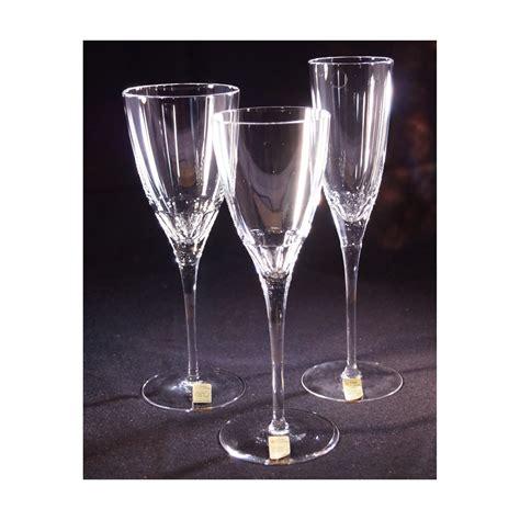 Servizio bicchieri cristallo Arnolfo di Cambio