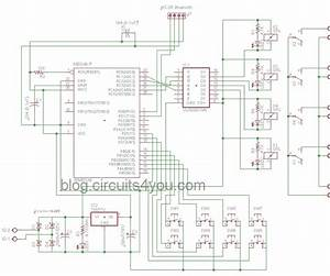 Bluetooth based home automation for Bluetooth based smart home using atmega8 microcontroller