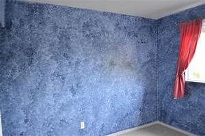 Image Gallery sponging walls