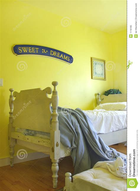 kids bedroom royalty  stock photo image