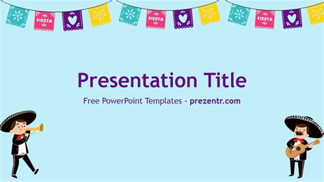 mexican themed powerpoint template free cinco de mayo powerpoint template prezentr powerpoint templates