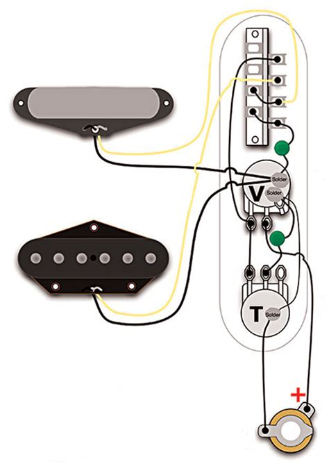 factory telecaster wirings pt 1