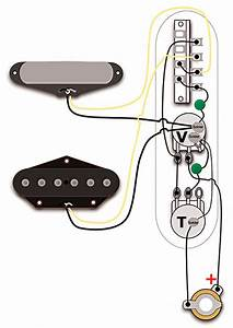 Squier Telecaster Switch Wiring Diagram