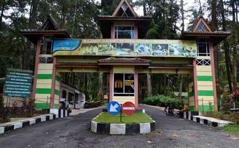 panduan wisata baturaden  backpacker indonesia info