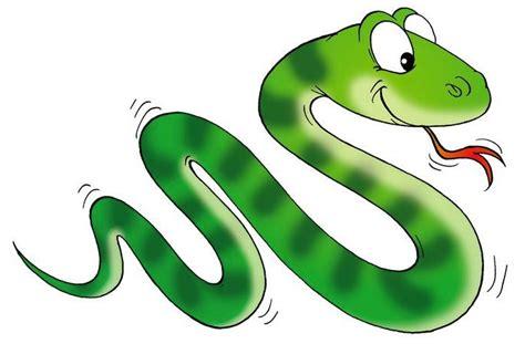 Cartoon Snake Clipart