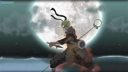 Naruto Sage Mode Sennin Rikudou Wallpapers Manga