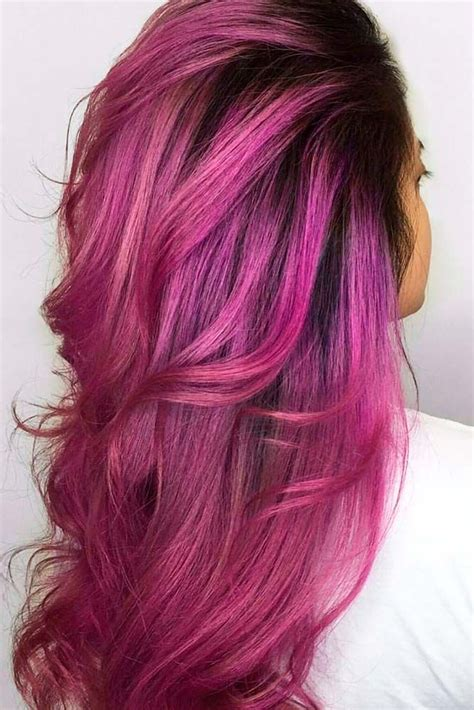 magenta hair color best 20 magenta hair ideas on magenta hair