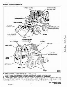 Bobcat Skid Steer S300 Wiring Diagram