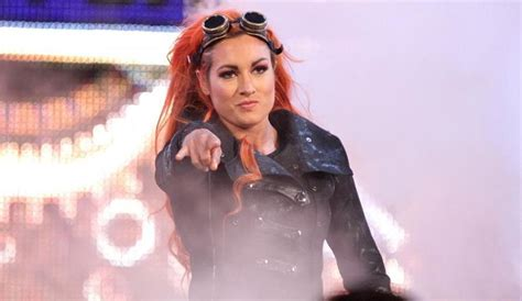 becky lynch reveals   wwe star named  finisher